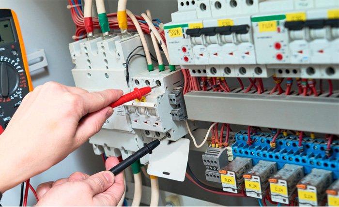 Electricista instalador de redes internas