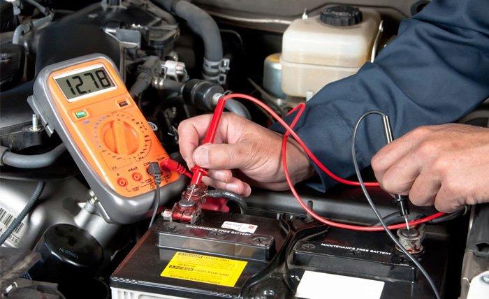 Reparación eléctrica automotriz