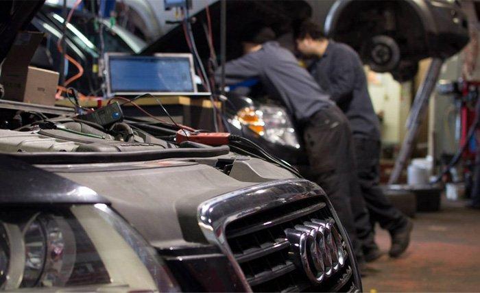 Reparación electrónica automotriz