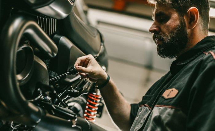 curso mantenimiento de motos