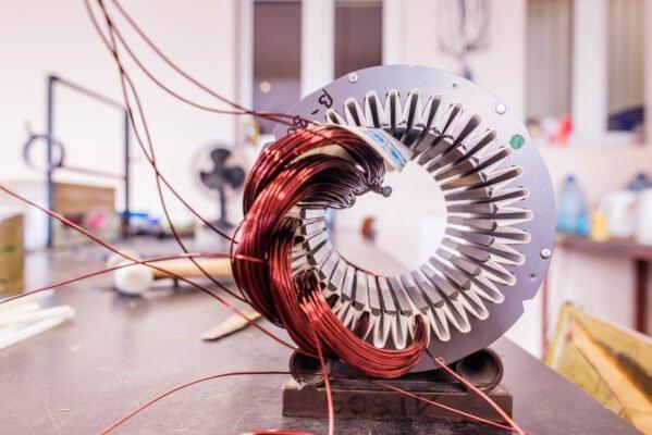 reparación de motores electricos