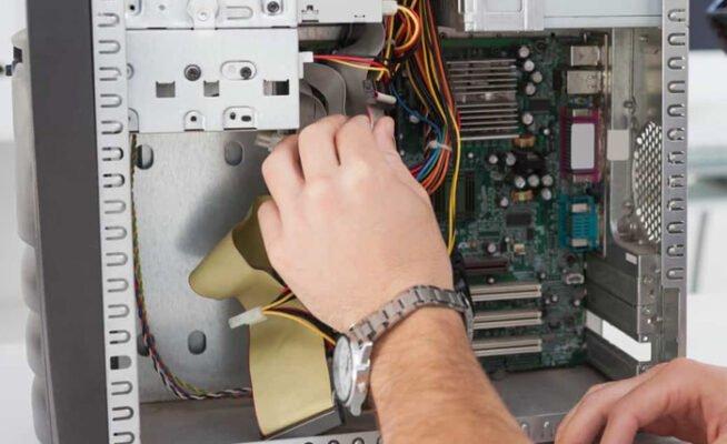 mantenimiento y reparacion de computadores