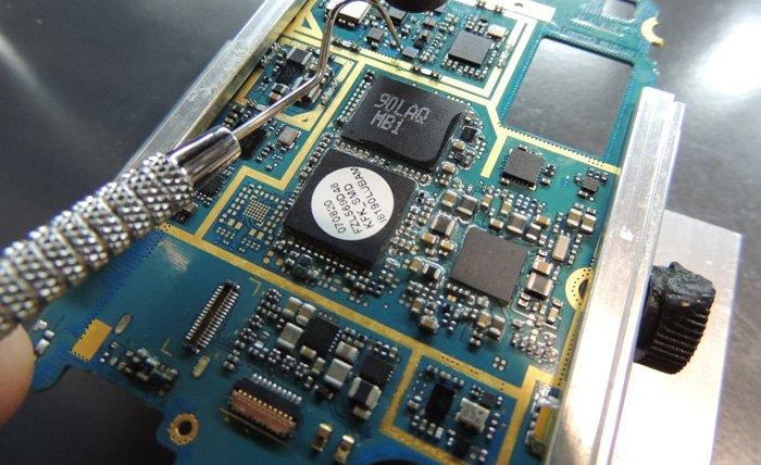 Reparación de celulares curso